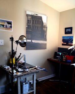 Studio Shot - WIP
