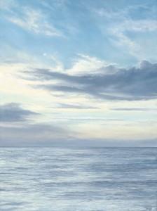 "Elevate, 14"" x 11"", oil on panel   Available   George Billis Gallery"