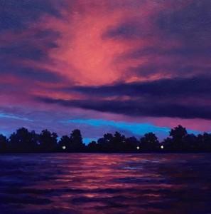 The-Lake-Dusk